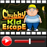 Chubby Kid Escape Walkthr…