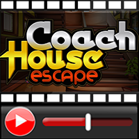 Coach House Escape Walkth…