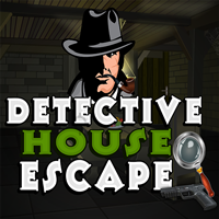 Detective House Escape Wa…