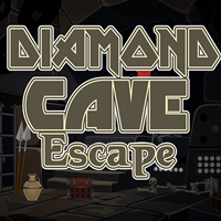 Diamond Cave Escape Walkthrough