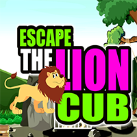 Escape The Lion Cub Walkt…