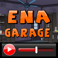 Ena Garage Escape Walkthr…