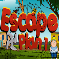 Ena Escape Plan 1 Walkthrough
