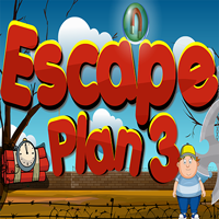 Escape Plan 3 Walkthrough