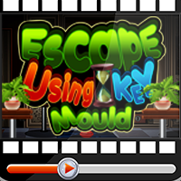 Escape Using Key Mould Wa…