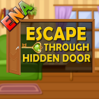 Escape Through Hidden Doo…