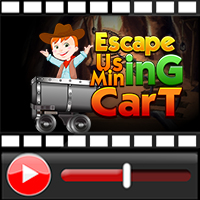 Escape Using Mining Cart …