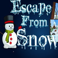 Escape From Snow Walkthro…