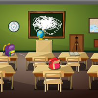 Escape From Classroom Wal…