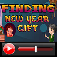 Finding New Year Gift Wal…