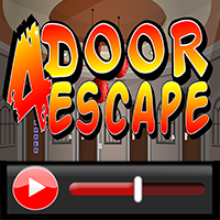 Four Door Escape Walkthro…