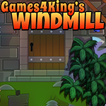 Games4King Windmill Escap…