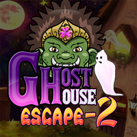 Ghost House Escape 2
