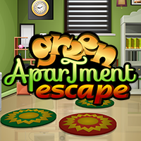 Green Aparment Escape Wal…