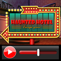Haunted Hotel Escape Walk…