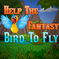 Help The Fantasy Bird To …