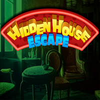 Hidden House Escape