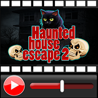 Hunted House Escsape Walk…