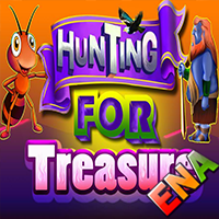 Hunting For Treasure Walk…