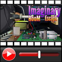 Imaginary Room Escape Wal…