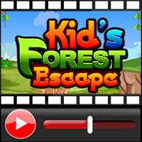 Kids Forest Escape Walkth…