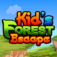 Kids Forest Escape