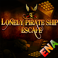Lonely Pirate Ship Escape