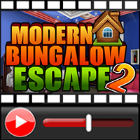 Modern Bungalow Escape 2 …