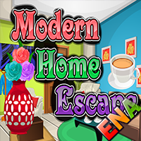 Modern Home Escape