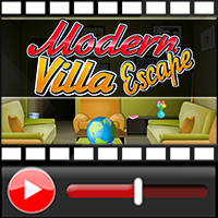 Modern Villa Escape Walkt…