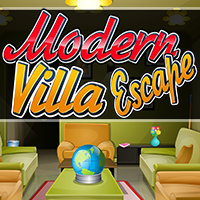 Modern Villa Escape