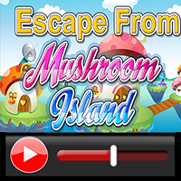 Escape From Mushroom Isla…