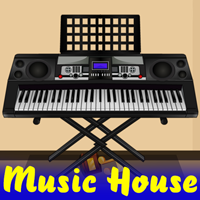 Music House Escape Walkth…