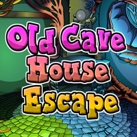 Old Cave House Escape Wal…