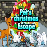 Pets Christmas Escape
