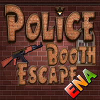 Police Booth Escape