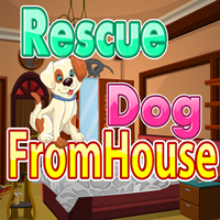Rescue Dog From House Wal…