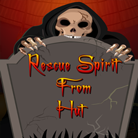 Rescue Spirit From Hut Wa…