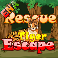 Rescue Tiger Escape