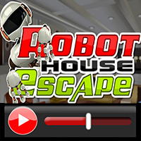 Robot House Escape Walkth…