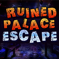 Ruined Place Escape