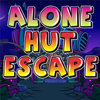 Alone Hut Escape