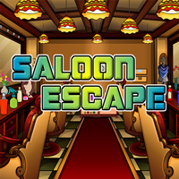 Saloon Escape Walkthrough