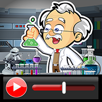 Scientist Room Escape Wal…