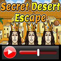 Secret Desert Escape Walk…