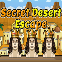 Secret Desert Escape