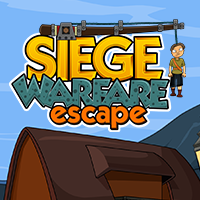 Siege Warfare Escape Walk…