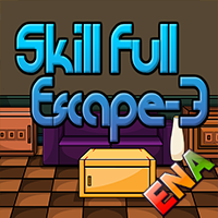 Skillfull Escape 3 Walkth…