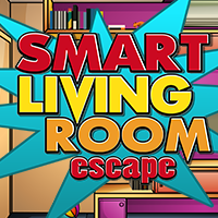Smart Living Room Escape