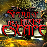 Spooky Tree House Escape …